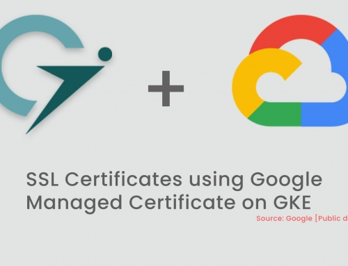 SSL Certificates using Google Managed Certificate on GKE